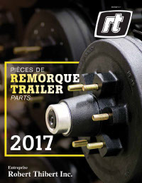 RT Car & Truck Accessories - Trailer Parts Catalogue - 2017