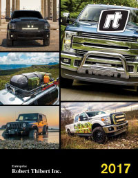 RT Car & Truck Accessories - Main Accessories Catalogue - 2017