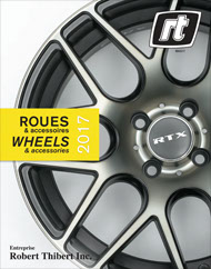 RT Car & Truck Accessories - Wheels & Accessories Catalogue - 2017